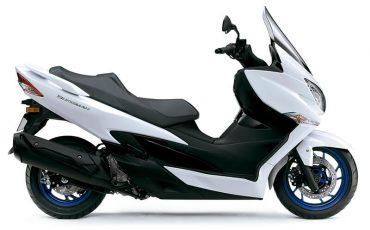 Suzuki – Burgman 400