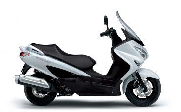 Suzuki – Burgman 125